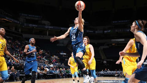 Lynx waive former Gophers star Wagner