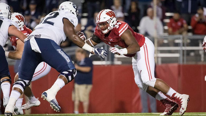 With NFL calling, Badgers alum Obasih puts health first