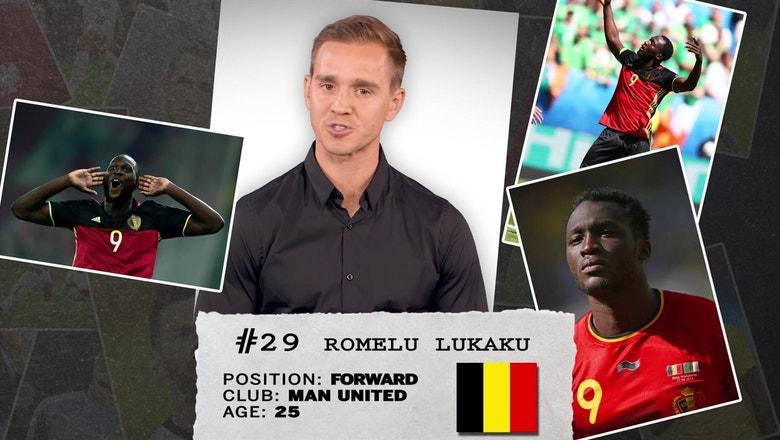 Stu Holden's 50 players to watch in Russia: #29 — Romelu Lukaku
