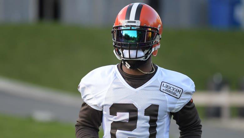 Browns trade Jamar Taylor to Cardinals for 2020 pick