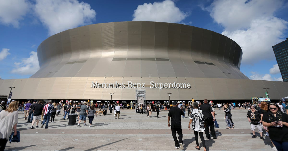 Super Bowl heading back to New Orleans for 11th time in 2024