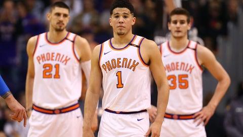 1. Phoenix Suns