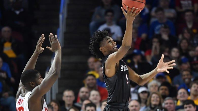Forward Jalen McDaniels to withdraw from NBA Draft, return to SDSU