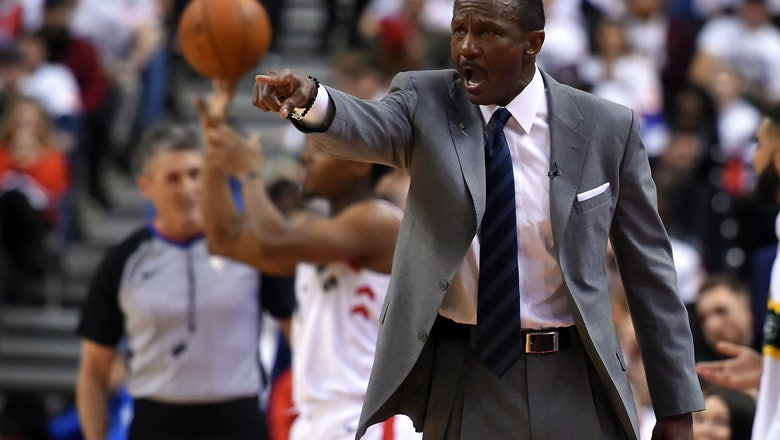 Raptors' Casey voted NBA coach of the year