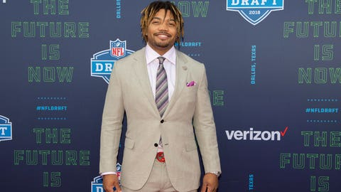 2. Derrius Guice, RB, Redskins