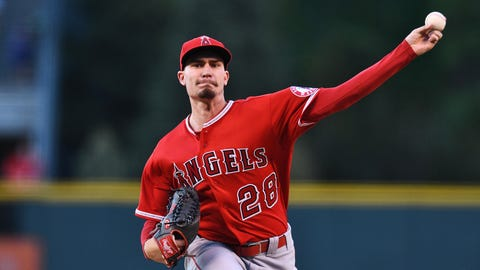 Angels vs. Twins: The Probables