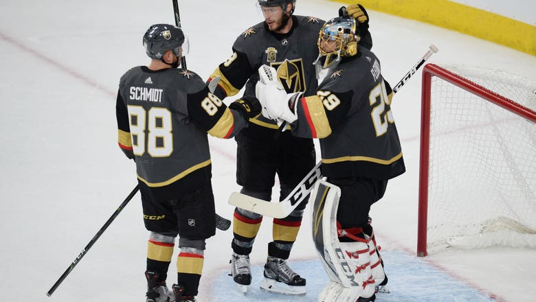 Golden Knights bringing Stanley Cup Finals to Las Vegas in expansion season