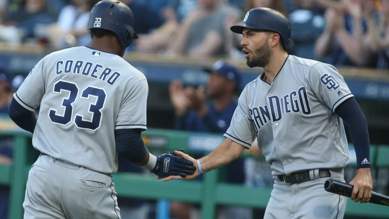 FANTASY PLAYS: Padres' Cordero among players to add