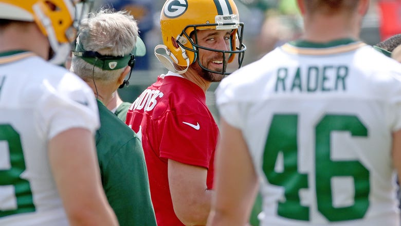 PHOTOS: Packers Organized Team Activities