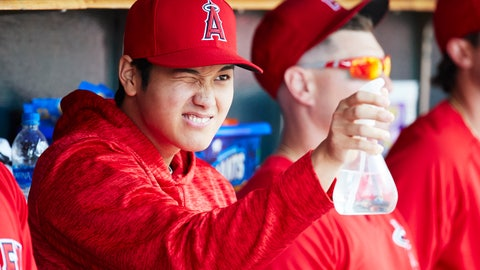 Angels vs. Rangers: The 411