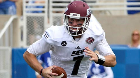 Tim Boyle, QB, Eastern Kentucky