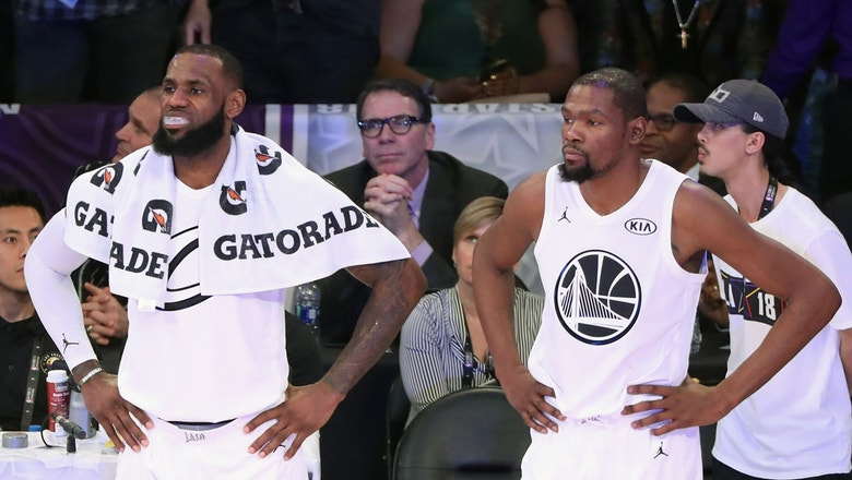 Rob Parker compares LeBron and Durant joining loaded teams to MySpace and Facebook