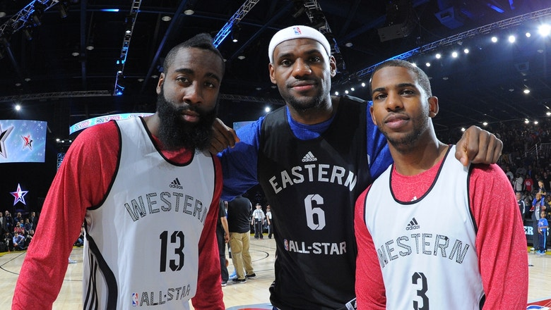 Courting the King: Shannon Sharpe on reports Chris Paul is trying to recruit LeBron to Houston