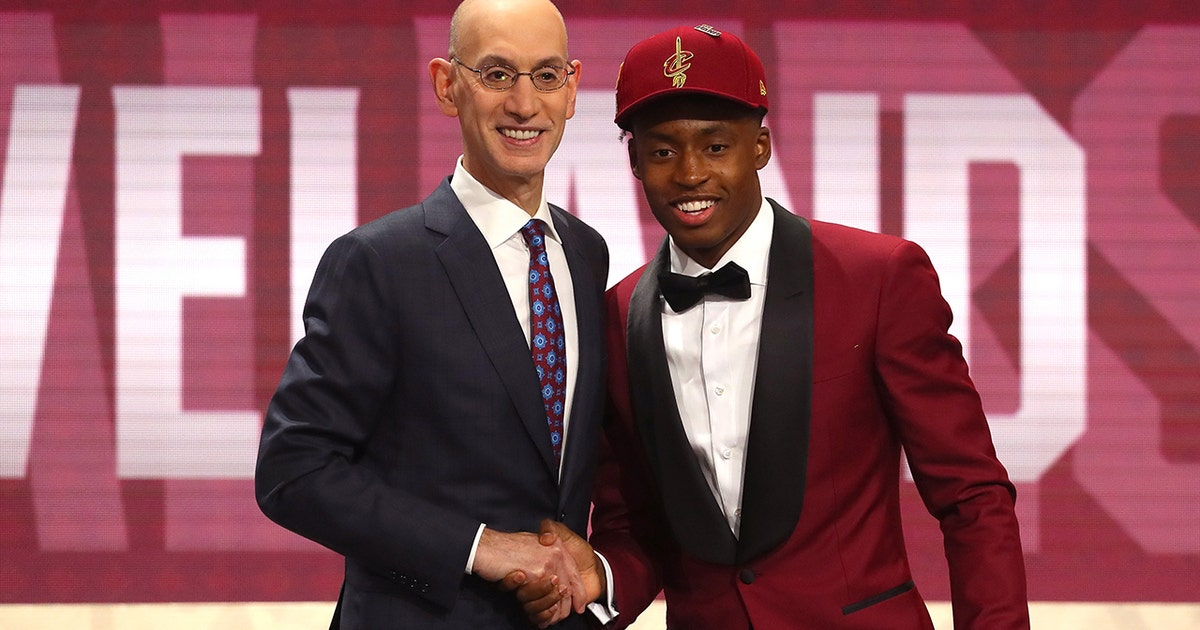 Image result for collin sexton draft day suit