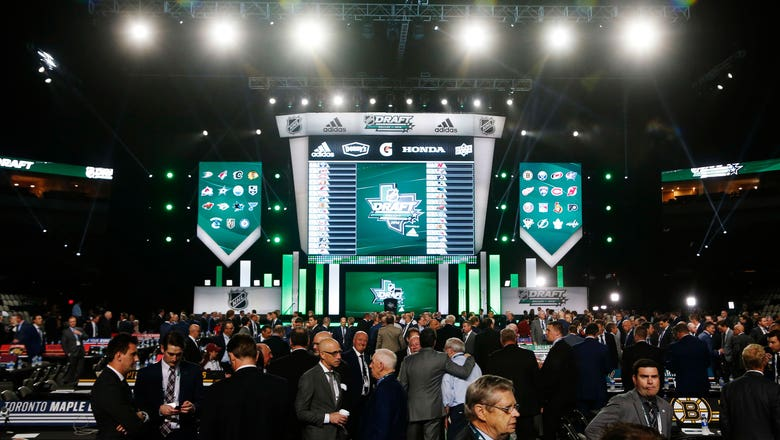 Panthers select 5 in second day of 2018 NHL Draft