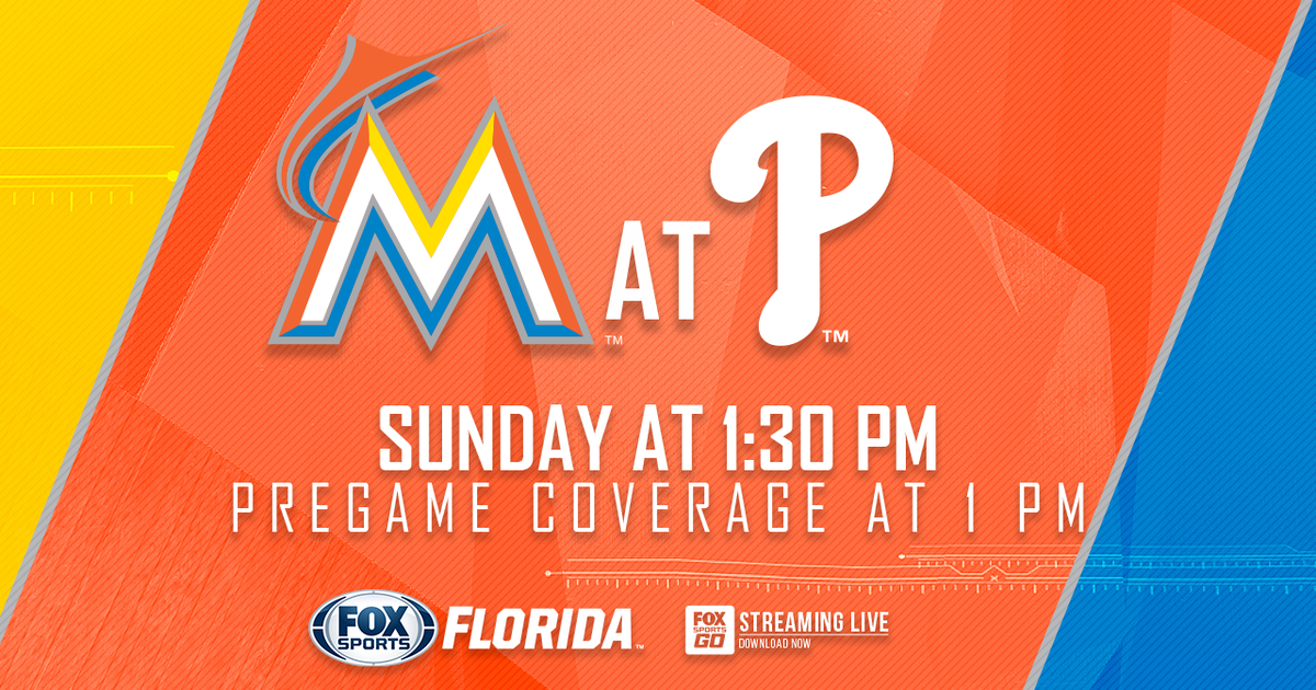 Miami Marlins at Philadelphia Phillies game preview