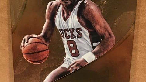 Marques Johnson, Bucks center