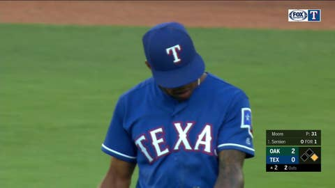 Elvis Andrus rehabbing back on the field in injury recovery