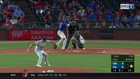 HIGHLIGHTS: Gallo smashes 16th home run of the season