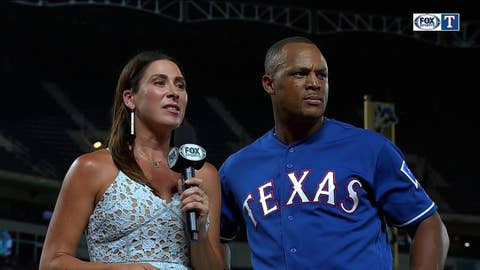 Adrian Beltre: 'Our offense is capable to do this more often'