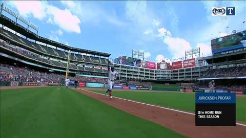Jurickson Profar HR puts Rangers in front 6-5
