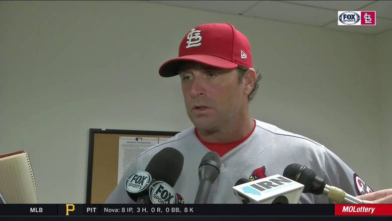 Mike Matheny: Jack Flaherty gave Cardinals 'all you could ask for' against Brewers