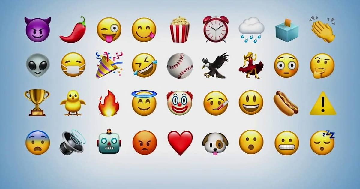 Favorite Emojis Rangers Insider Fox Sports