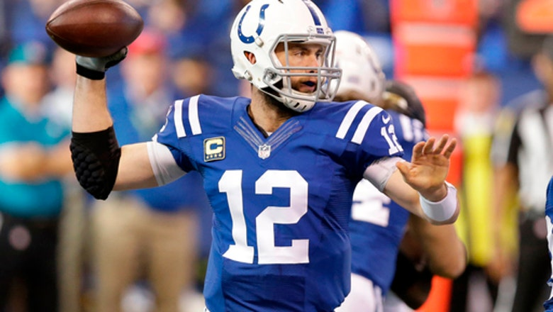 """Colts believe Luck is """"close"""" to start throwing footballs"""