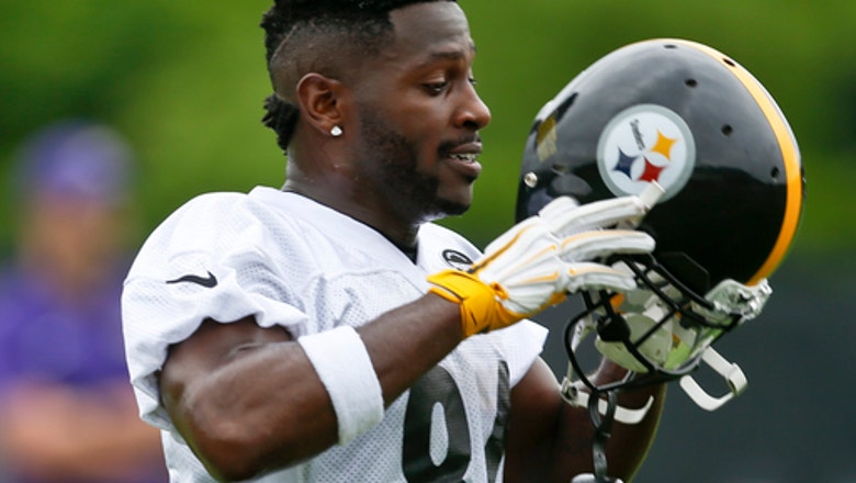 Steelers' Antonio Brown needed time to 'get my mind right'