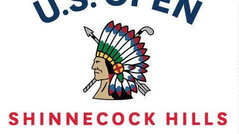 Official 2018 U.S. Open golf logo