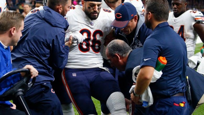 Bears TE Zach Miller gets 1-year deal after leg injury