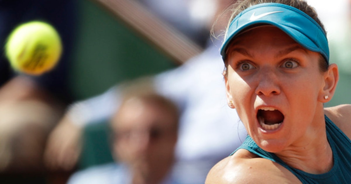 Sloane Stephens vs No. 1 Simona Halep in French Open final ...