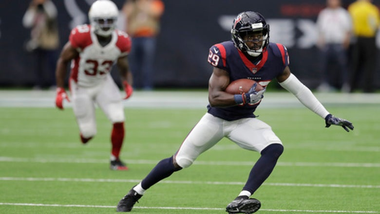 Texans safety Andre Hal diagnosed with Hodgkin lymphoma