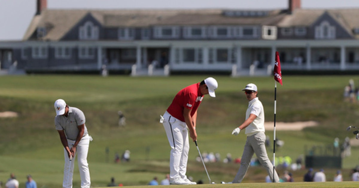 Mickelson trying not to look ahead at another US Open chance