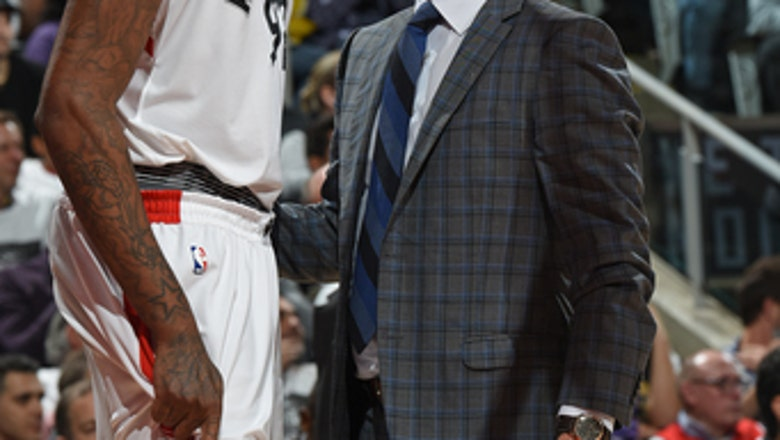 AP source: Assistant Nick Nurse to become coach of Raptors