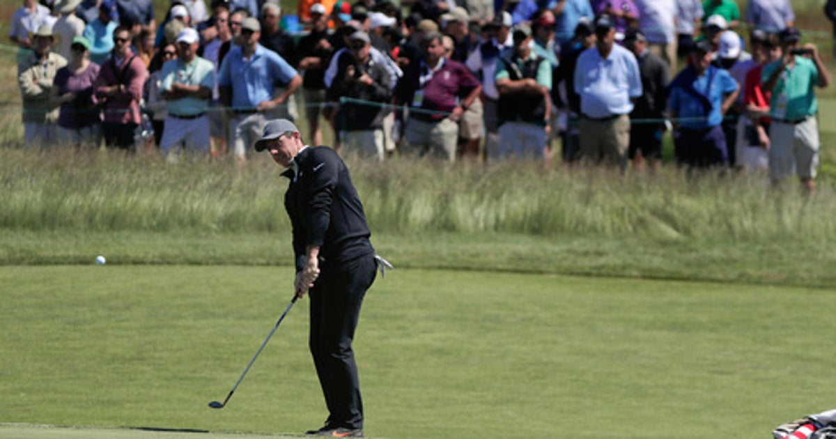 The Latest: Smart Groups for the US Open