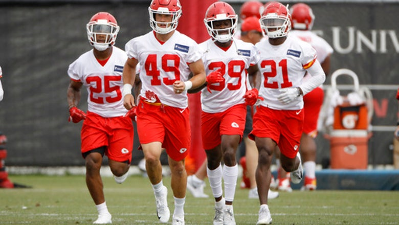 Chiefs head into minicamp with plenty of fresh faces