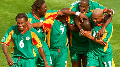Senegal beat Poland 2-1 in World Cup group game