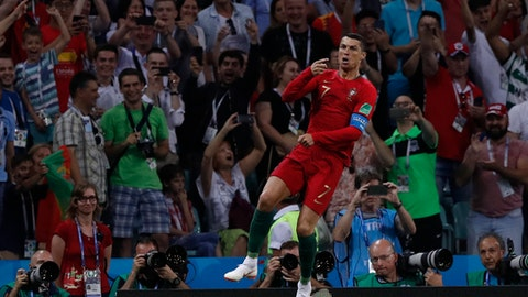 Portugal vs Morocco : Hwo Ronaldo did it again