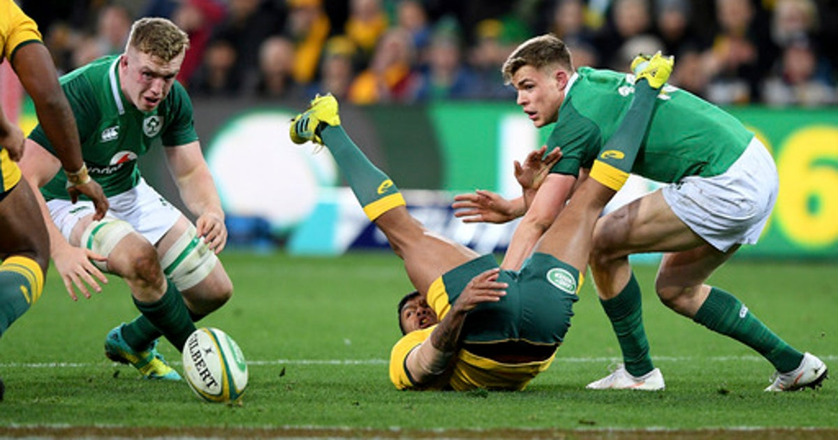 Phipps, Tui in for Australia for final test against Ireland