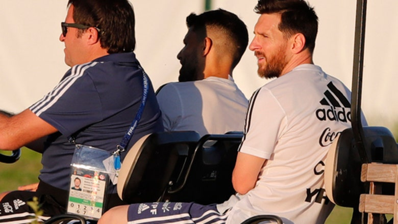 Tick, Tock: Time running out for Messi to deliver World Cup
