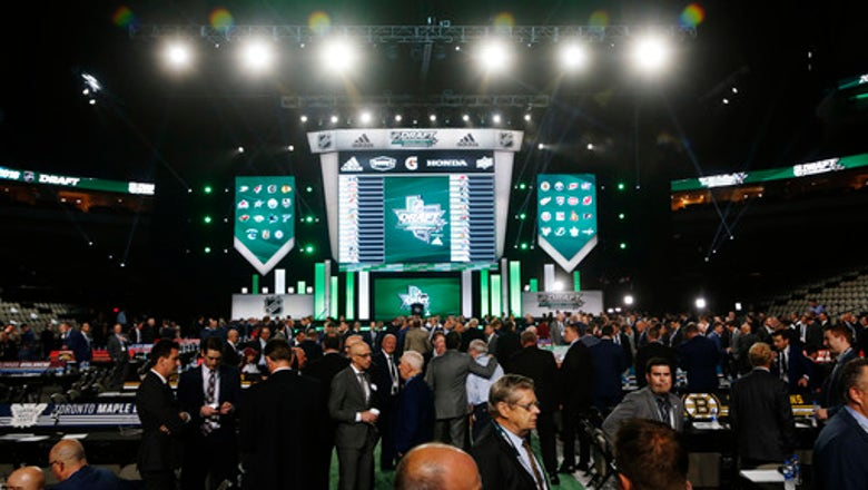 Puck-stopping patience: Teams wait on goalies at NHL draft