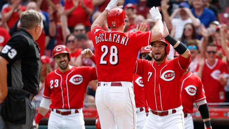 Font, Rays shut down Yanks; DeSclafani slams Reds past Cubs