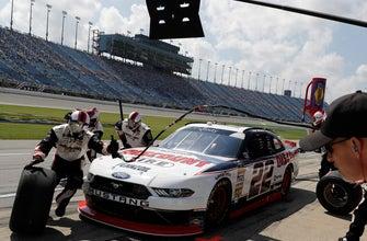 Paul Menard wins pole for NASCAR Cup Series race