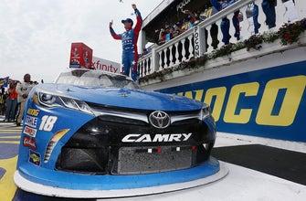 Kyle Busch dominates at Pocono   2018 NASCAR XFINITY SERIES   FOX NASCAR