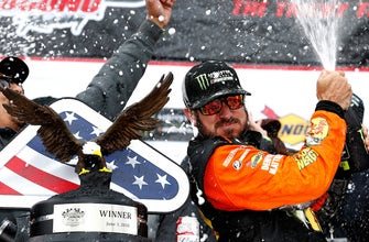 Winner's Weekend: Martin Truex Jr. – Pocono