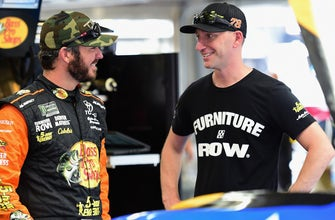 Michael Waltrip says Cole Pearn was the magic touch Martin Truex Jr. needed to be successful