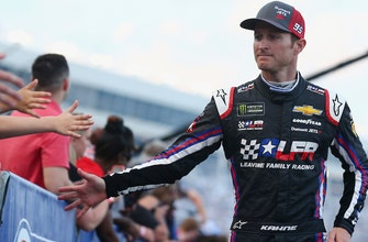 Kasey Kahne talks career transitions and working with a new team