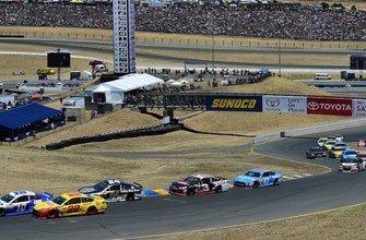 The best passing zones and the worst trouble spots at Sonoma Raceway