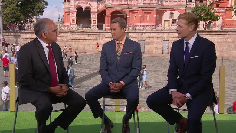 U.S. Soccer President Carlos Cordeiro joins Rob Stone, Alexi Lalas to discuss FIFA World Cup™ winning bid  | FIFA World Cup™ Live